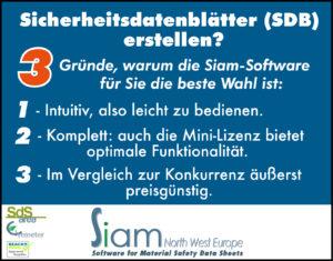 3 Gründe, warum die Siam-Software für Sie die Beste Wahl ist!