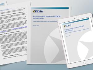 Die REACH-Zulassung hat positive Folgen für Gesundheit und Umwelt