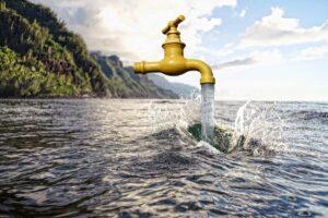 Sauberes Leitungswasser für alle EU-Bürger